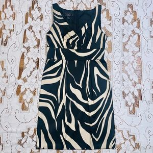 Dressbarn Collection sleeveless dress size 8